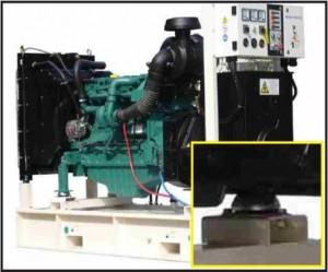 Generator-mountings-Anti-Vibration-rubber-mounts
