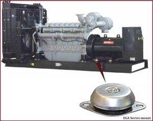 Generator-mounts-Anti-Vibration-rubber-metal-mounts