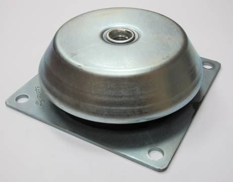 Metallic mounts are used in generators diesel engines for Anti vibration motor mounts
