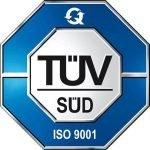 LOGO - ISO 9001 TUV